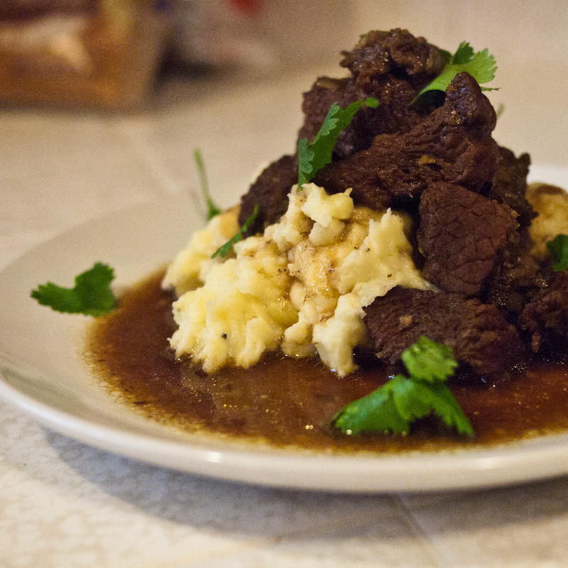 Lemongrass Beef Stew with Sesame Mashed Potatoes - FMITK: From My ...